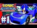 Sonic All Stars Racing Transformed Pc Part 1: Dragon Cu