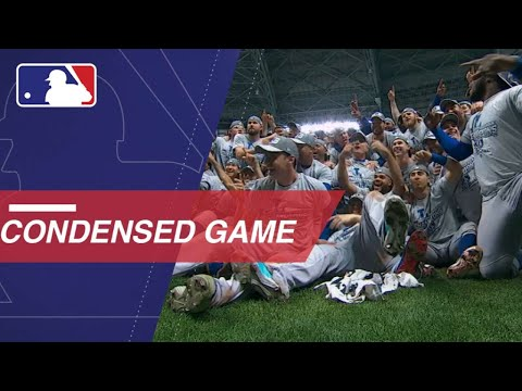 Video: Condensed Game: NLCS Gm7 - 10/20/18