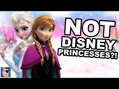 Download Anna and Elsa Are NOT Disney Princesses?! HD Mp4 3GP Video and MP3