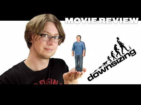 Downsizing - Movie Review