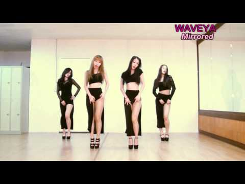 Video Mirrored Waveya ★ GIRL'S DAY Something 걸스데이 썸씽 kpop cover dance ver. download in MP3, 3GP, MP4, WEBM, AVI, FLV January 2017