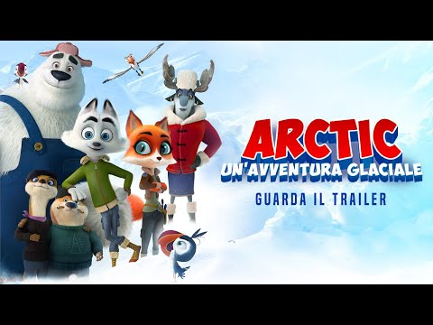 Preview Trailer Arctic: un'avventura glaciale, trailer ufficiale italiano