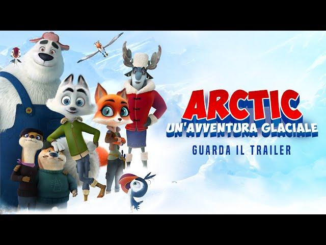Anteprima Immagine Trailer Arctic: un'avventura glaciale, trailer ufficiale italiano