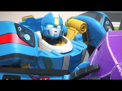 Protect The City -102   Tobot Galaxy Detective Season 1    Tobot Galaxy English   Full Episodes