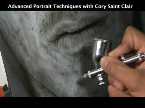 ... Portrait Techniques w/ Cory Saint Clair (DVD PROMO) 23013 views