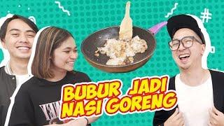 Video BUBUR DiGORENG!? Wkwkwkwk - Enak Gak Ya!? With GEISHA MP3, 3GP, MP4, WEBM, AVI, FLV Desember 2018