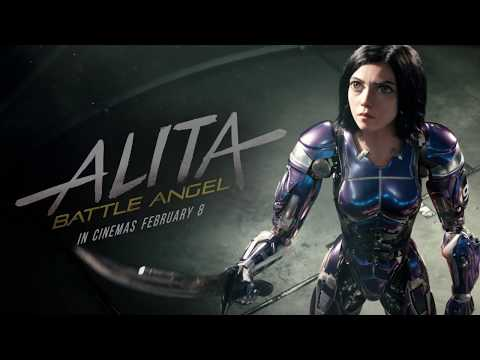 Alita: Battle Angel - Promo Official Video in Tamil