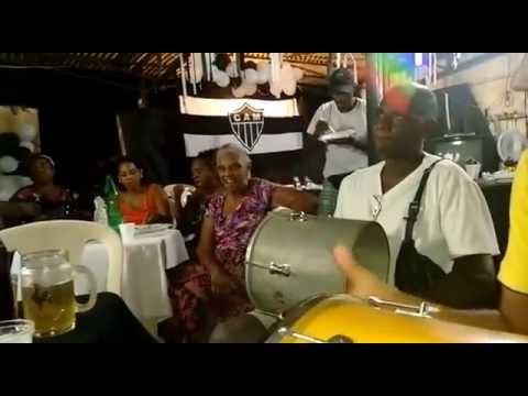 Samba familia  em Corinto MG