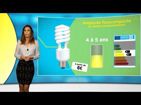 Energie News #9 : Eclairage : comment bien choisir ses ampoules ?