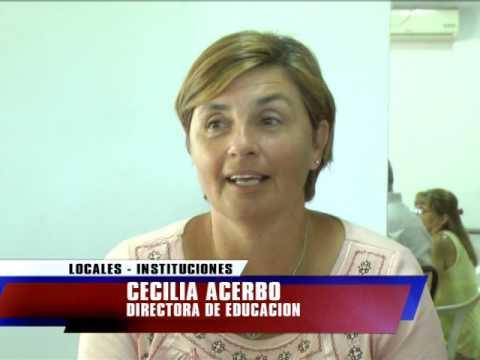 Obras en el Conservatorio Municipal de Rojas