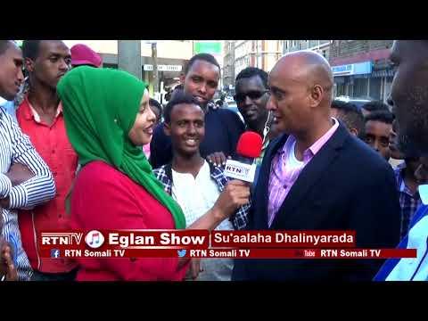 RTN TV: Eglan Show Su'aalaha dadweynaha qeybta 2aad.