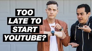 Video Is it Too Late to Start YouTube in 2018? MP3, 3GP, MP4, WEBM, AVI, FLV Agustus 2018