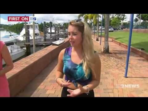 Australian teenager survives croc attack, gets the girl