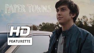 "Paper Towns | ""Quentin's Journey"" | Official HD Featurette 2015"