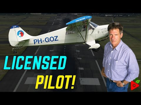 8 Aircraft that Harrison Ford Owns Harrison...