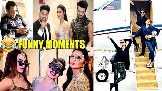 Video DABANGG RELOADED Tour   FUNNY MOMENTS   Salman Khan, Katrina, Jacqueline, Sonakshi, Daisy, Guru MP3, 3GP, MP4, WEBM, AVI, FLV Desember 2018