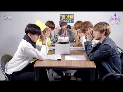 [FESTA 2017] BTS (방탄소년단) 꿀 FM 06.13 Happy BTS birthday! (видео)