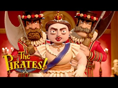 """I Hate Pirates! From """"The Pirates! In an Adventure With Scientists"""