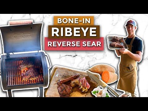 THE PERFECT REVERSE SEAR BONE-IN RIBEYE STEAKS | KITCHEN CAPTAIN | EPISODE 13