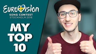 TOP 10 ESC WINNERS (Eurovision Song Contest)