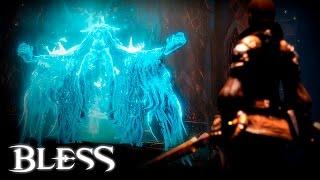 Видео к игре Bless из публикации: Корейская версия Bless отправилась в финальное ЗБТ