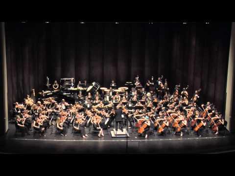 UNC Symphony Orchestra - Rachmaninoff's Symphonic Dances, Op. 45: I