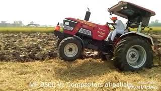 MF 9500 Vs competitors