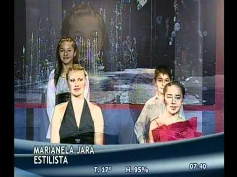 Presentación en el programa Muy Temprano 2011