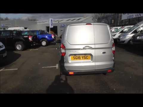Ford TRANSIT COURIER 1.6 TDCi Trend Van U13911