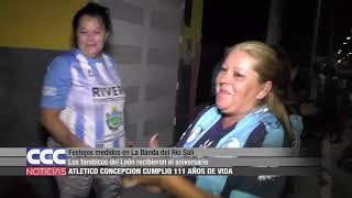 Festejos medidos en La Banda del Río Salí