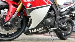 9. Yamaha YZF-R1 WGP ''50th Anniversary'' 182 Hp 300 Km/h 2012 * see also Playlist