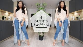"// OUTFITS~ LOOK 1: Baby Shower Vibes ~IN THE STYLE Top https://www.inthestyle.com/prisca-cream-floral-bardot-crop-topIN THE STYLE Skirt https://www.inthestyle.com/sonata-cream-floral-split-front-maxi-skirtZARA Heels http://bit.ly/2rTbM1s (Similar)TK MAXX Clutch http://bit.ly/2rgAhJV (Similar)~ LOOK 2: Keepin' it Casual ~TOPSHOP Jeans http://bit.ly/2qfQ7QNZARA T-Shirt http://bit.ly/2qfsfg2 H&M Bomber Jacket http://bit.ly/2rzmHkr (Similar)NIKE Air Max Trainers http://bit.ly/2rzgq8pWHISTLES Clutch~ LOOK 3: Boss Lady ~TOPSHOP Jeans http://bit.ly/2qfJZIeH&M Top http://bit.ly/2rzkVQxZARA Jacket https://www.zara.com/uk/en/woman/special-prices/view-all/suede-effect-jacket-c911505p4278039.htmlPUBLIC DESIRE Heels http://bit.ly/2qfrUdr (Similar)TOPSHOP Bag http://bit.ly/2pW3Q2F~ LOOK 4: Cocktail O'Clock ~H&M Kaftan http://bit.ly/2qfnJy5TOPSHOP Jeans http://bit.ly/2qfP9UAMISSGUIDED Heels http://bit.ly/2rzmm1eMISSGUIDED Bag http://bit.ly/2rznNwz~~~// I'm everywhere on the internet! Come say hi!BLOG :: http://www.shirleyswardrobe.comVLOG CHANNEL :: http://www.youtube.com/lifeofaneniangINSTAGRAM :: http://www.instagram.com/ShirleyBEniangTWITTER :: http://www.twitter.com/ShirleyBEniangFACEBOOK :: http://www.facebook.com/shirley.b.eniangTUMBLR :: http://www.shirleybeniang.tumblr.com/SNAPCHAT :: ""shirleybeniang""~~~// BUSINESS/GENERAL CONTACTFor enquiries, to work with me or sponsor a video on my channel, contact: info@shirleyswardrobe.com// MusicNVOY - Make You Minehttps://soundcloud.com/nvoy/make-you-mine"
