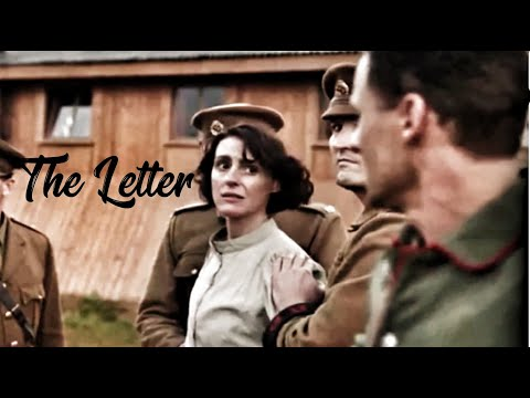 Crimson Field - Joan + Anton - The Letter