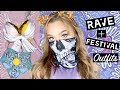 THE ULTIMATE FESTIVAL & RAVE CLOTHING HAUL