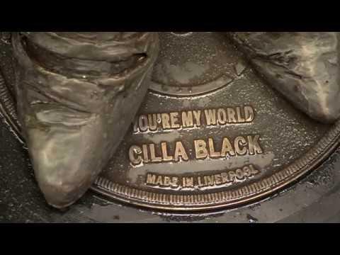 Cilla's grandchildren: She would've been proud of her statue