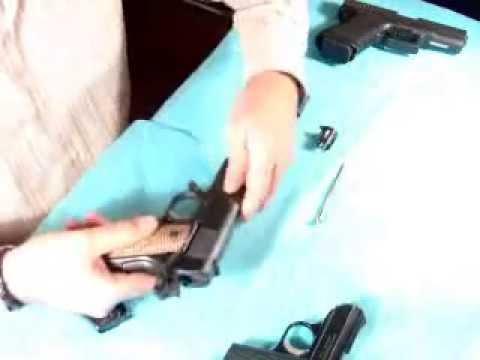 Desarme Pistola 45 Colt