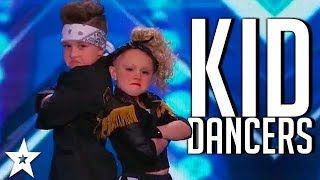 Video TOP 20 KID DANCE AUDITIONS OF ALL TIME | Got Talent Global MP3, 3GP, MP4, WEBM, AVI, FLV Mei 2019