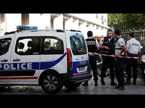 Παρίσι: Αυτοκίνητο έπεσε πάνω σε στρατιώτες
