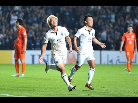 champions - Buriram United 1-0 Shandong Luneng: Former quarter-finalist Buriram United kept alive their hopes of progress in the AFC Champions League as Kai Hirano's fir...