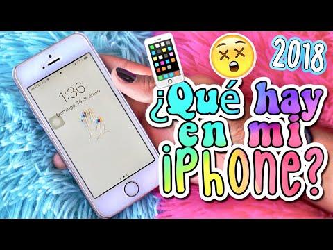 Videos graciosos - ¿Qué hay en mi celular? Mis apps favoritas! 2018  Michmoon