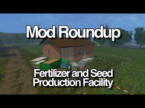 Fertilizer and seed production v1.1