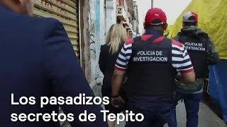 Video Los pasajes secretos de Tepito, refugio del crimen organizado - Despierta con Loret MP3, 3GP, MP4, WEBM, AVI, FLV Januari 2019