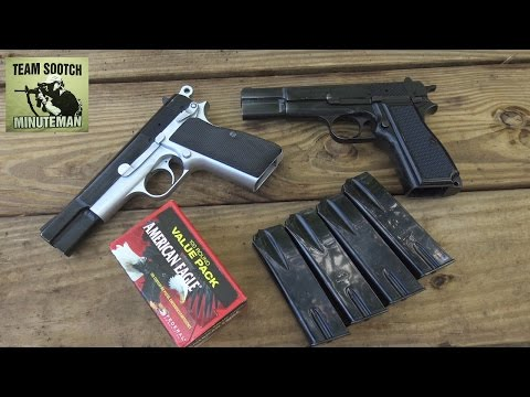 Browning Hi Power Commercial vs Surplus