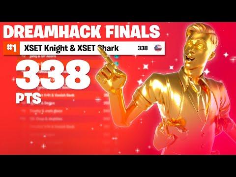 We WON 🏆 DreamHack DUOS FINALS (1st & $15,000) | XSET Knight