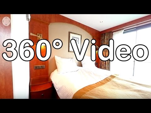 360 Grad Video: Kabine 223, Kat. D - MS Gloria