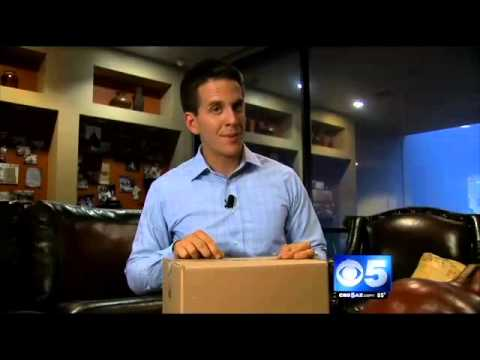 Sarcastic News Interview Over Stolen Amazon Package