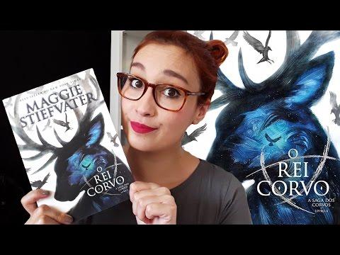 O Rei Corvo (Maggie Stiefvater) | Resenhando Sonhos
