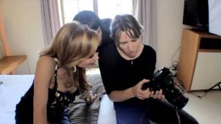 Evangelina Anderson: Behind the scenes video
