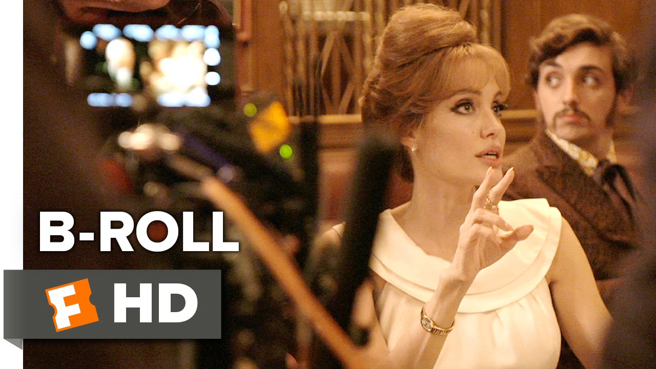 Watch: Angelina Jolie & Brad Pitt Not-So-Perfect Day in Romantic Drama 'By the Sea' [B-Roll]