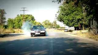 Mercedes-Benz Club Yambol Drift